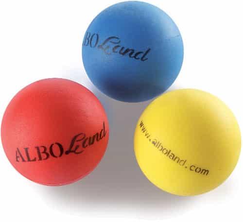 Manogin ball - Palline rinforzo mano