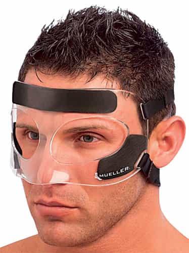 Maschera viso protettiva  - Maschera protettiva viso