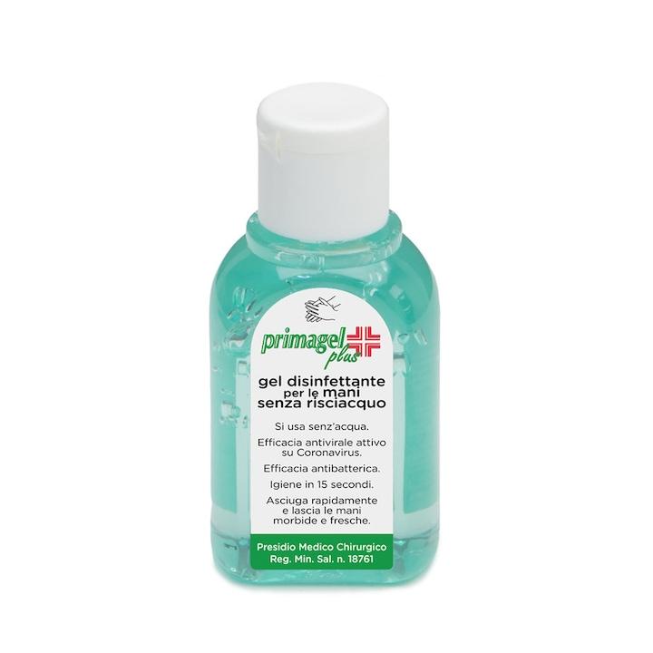 PRIMAGEL PLUS - 50 ml - Gel disinfettante mani