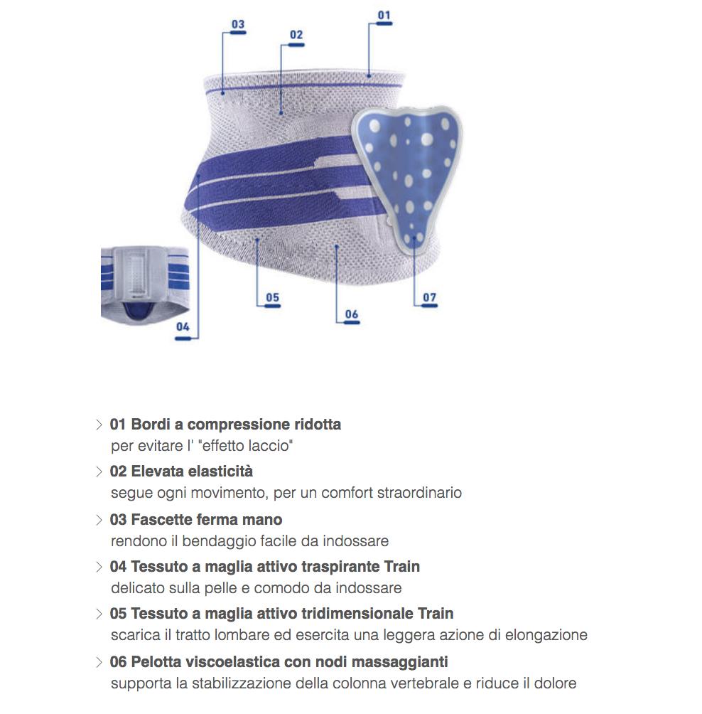 LumboTrain® - Busto ortopedico per uomo