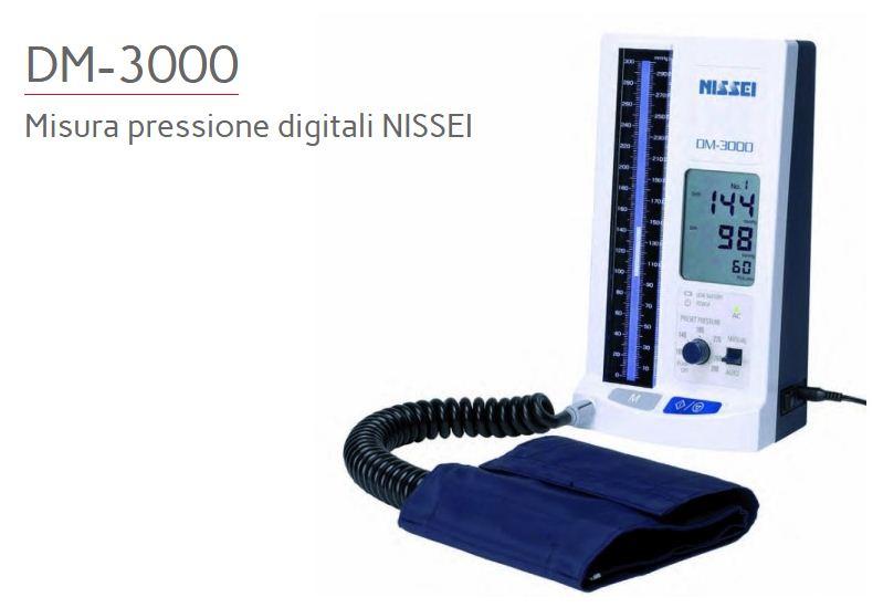 DM-3000 - Misuratore di pressione