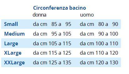 537 F CampONE - Corsetto ortopedico - Donna