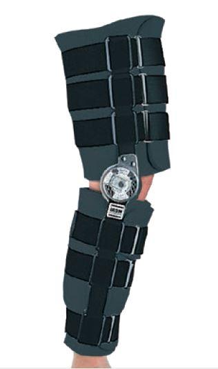 IROM™ - Tutore ginocchio post operatorio