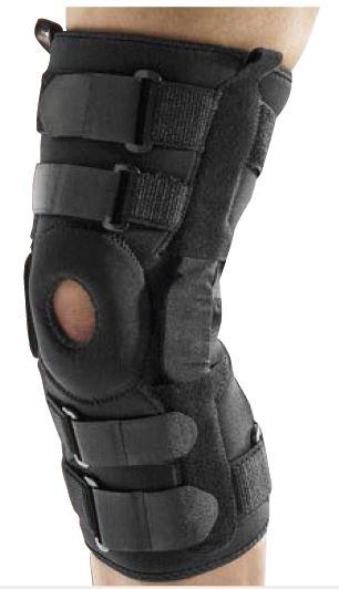 Quick Fit™ -  Ginocchiera articolata - Tutore articolato per ginocchio post operatorio