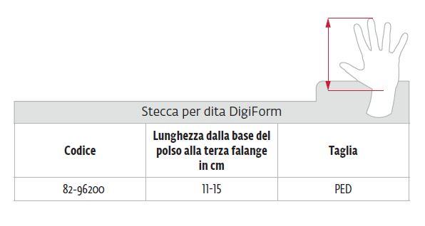 DigiForm™ - Pediatrico - Tutore Pollice