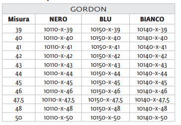 Gordon - Scarpa da ginnastica da Uomo