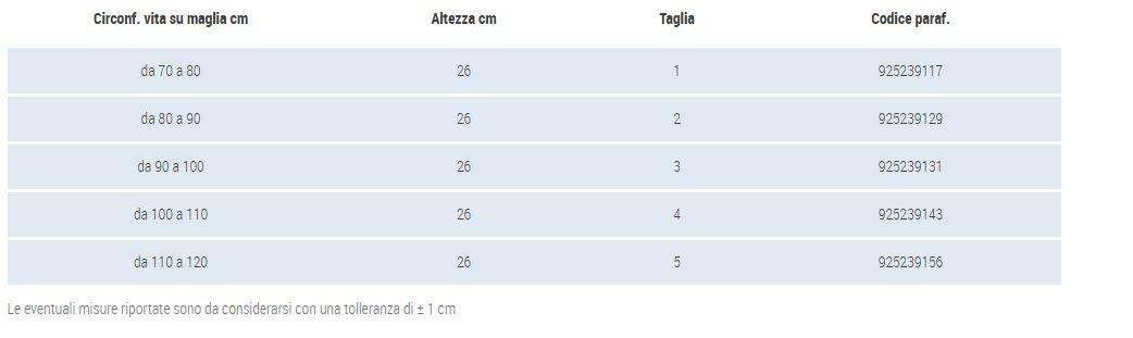 CINTURA LOMBOGIB® DYNAMIC - Corsetto lombosacrale