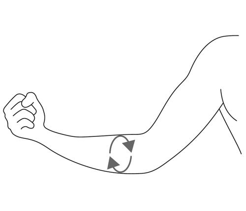 BRACCIALE ELBOWGIB® - Tutore spalla-braccio