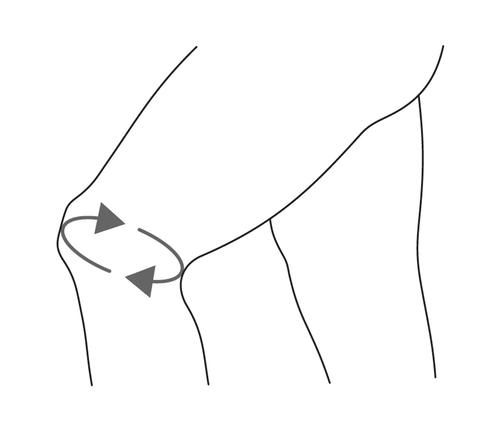 ARTIGIB® Ginocchiera legamenti - Ginocchiera per legamenti
