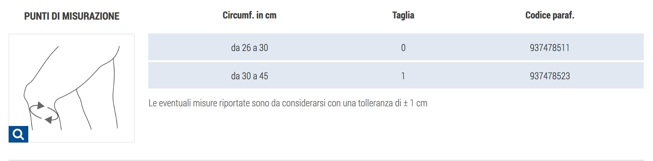PRESSORE SOTTOROTULEO - Cinturino sottorotuleo
