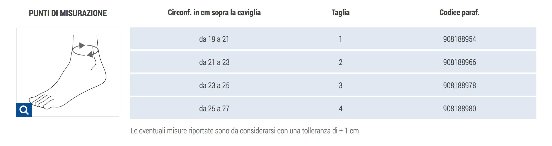 CAVIGLIERA CALZINO CAMEL - Cavigliera