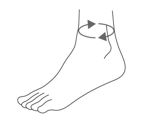 CAVIGLIERA MALLEOGIB® LEGAMENTI - Tutore caviglia