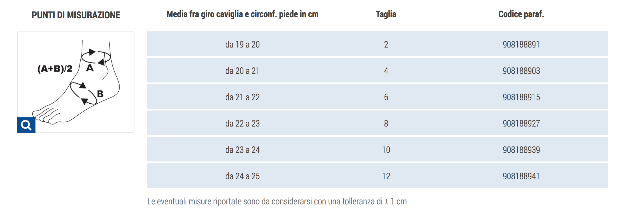 CAVIGLIERA INCROCIATA PAIO - Cavigliera