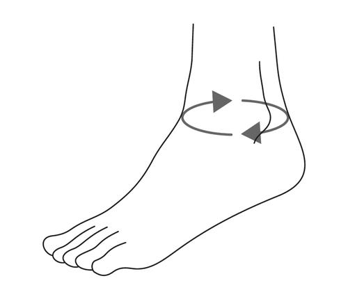 CAVIGLIERA GRADUALE - Tutore caviglia