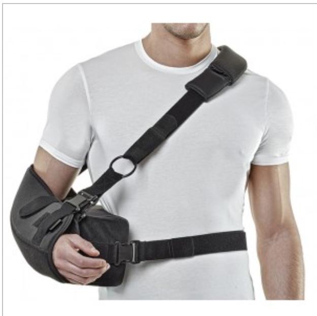 INTELLISLING® 15° - TUTORE PER ABDUZIONE DI SPALLA - Immobilizzatore spalla-braccio