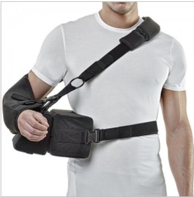 INTELLISLING® 30° - TUTORE PER ABDUZIONE DI SPALLA - Immobilizzatore spalla-braccio