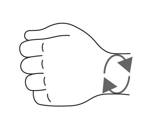 FORM FIT® PP - ORTESI POLSO-POLLICE - Tutore polso-pollice