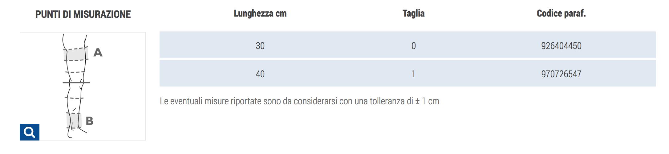 GINOCCHIERA ZEROGRADI® - LINEA JUNIOR - Tutore ginocchio per bambini