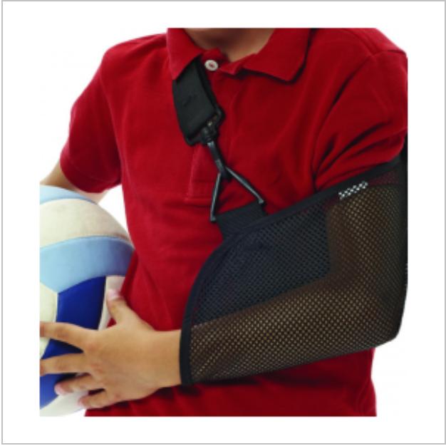 REGGIBRACCIO - LINEA JUNIOR - Immobilizzatore spalla-braccio per bambini