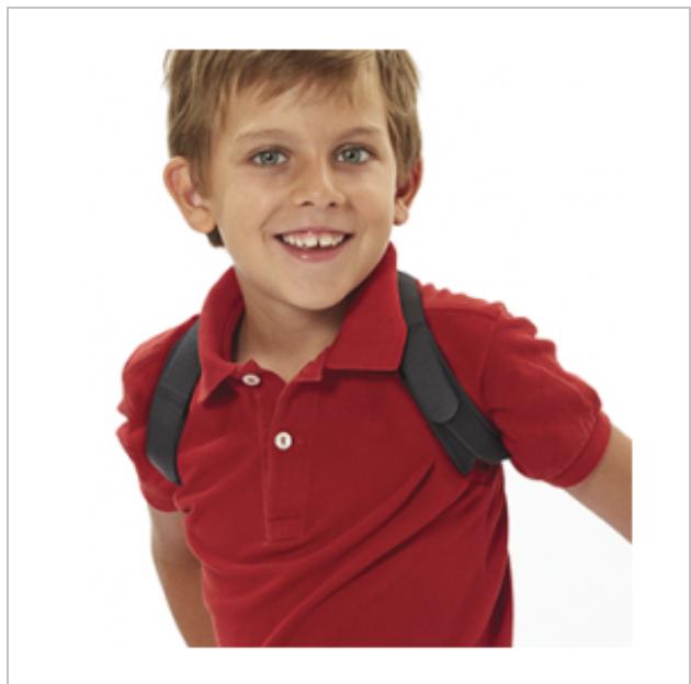 BLOCCAGGIO CLAVICOLA - LINEA JUNIOR - Immobilizzatore spalla-braccio per bambini