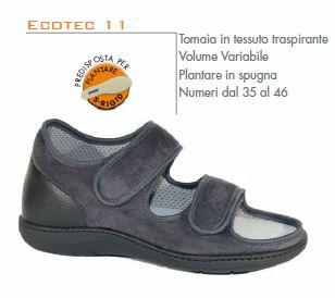 Ecotec 11 - Scarpa post operatoria