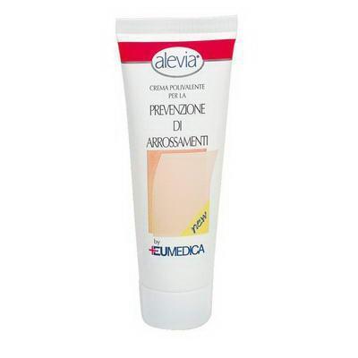 Alevia per prevenzione di arrossamenti - Crema prevenzione arrossamneti