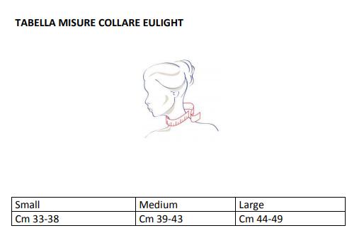 Collare eulight - Collare cervicale