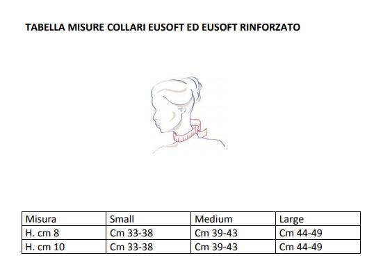 Collare eusoft - Collare cervicale