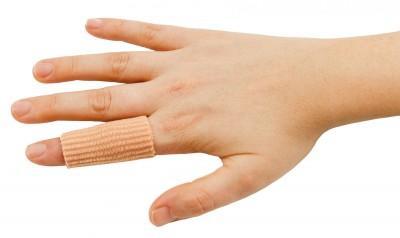Hand digitube - Tubolare con gel ritagliabile