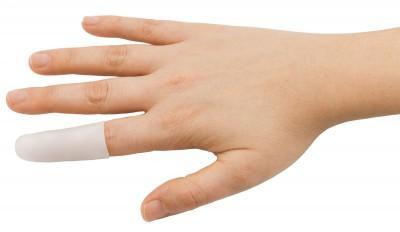 Hand eucap - Capuccio in oleo gel dita