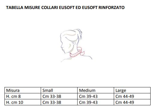 Collare eusoft rinforzato - Collare cervicale