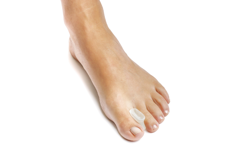 Gel toe separator - Divaricatore per dita