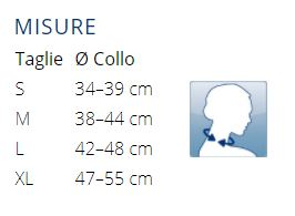 CLL 400 - Collare cervicale