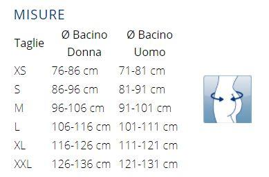 DORSOFIXÒ 4.0 - Donna - Corsetto lombare per donna