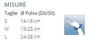 DTX-07 MANUMED 3 - Polsiera rigida