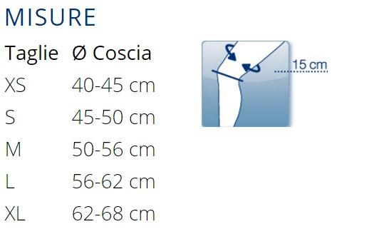 COSCIALE FFC-100 - SUPPORTO PER COSCIA LINEA FULLFIT