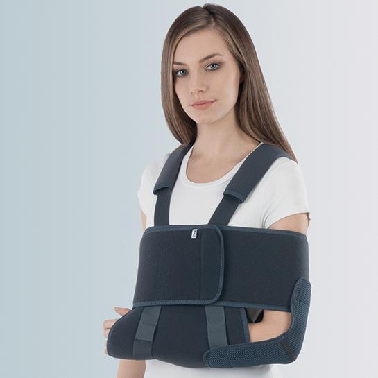IMB-200 NEW - Immobilizzatore di braccio e spalla con supporto per gomito