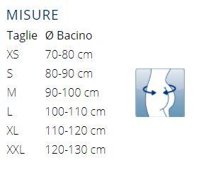 IN-CROSS 33 - Corsetto lombare