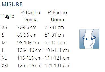 LOMBOFIXÒ 33 - 4.0 Donna - Corsetto lombare per donna