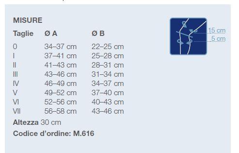 GENUMEDI® PSS - Ginocchiera elastica