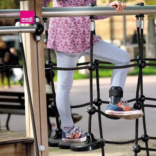 M. STEP KIDS - Cavigliera bivalve per bambini