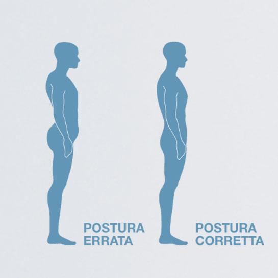 P+ PANTS (UOMO) - PANTALONE POSTURALE - LINEA POSTURALE