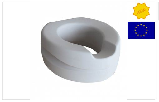 Alza wc soft altezza 11 cm - Rialzi WC