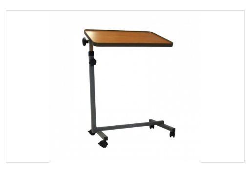 Tavolino ad altezza regolabile con piano inclinabile - Tavolini servoletto