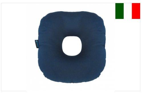 Cuscino a ciambella in fibra cava siliconata - Cuscini antidecubito