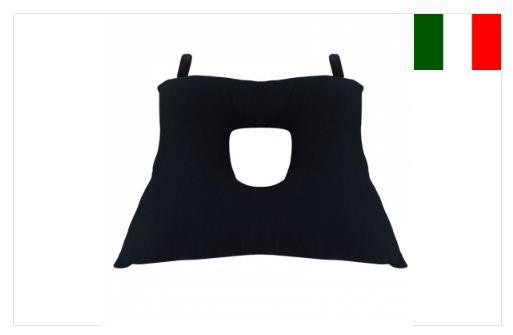 Cuscino con foro centrale in fibra cava - Easy - Cuscini antidecubito