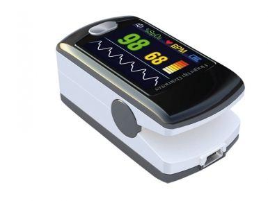Pulsossimetro portatile da dito per uso professionale - Pulsossimetri