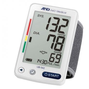 Misuratore elettronico della pressione arteriosa da polso ADVANCED - Misuratori di prssione digitali