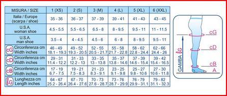 COLLANT 70 DENARI OPEN - NATURE - Collant compressione graduata