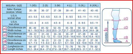 COLLANT 70 DENARI OPEN - NERO - Collant compressione graduata